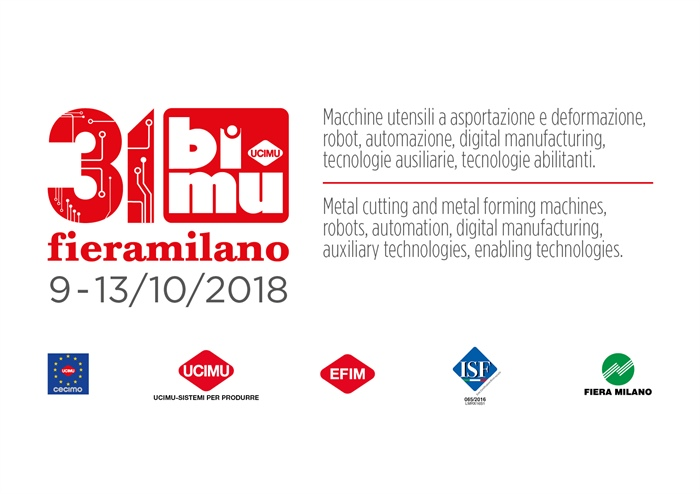 OGP HOMMEL Italia at BI.MU     from 9 to 13 october 2018